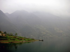 Emerald River, China