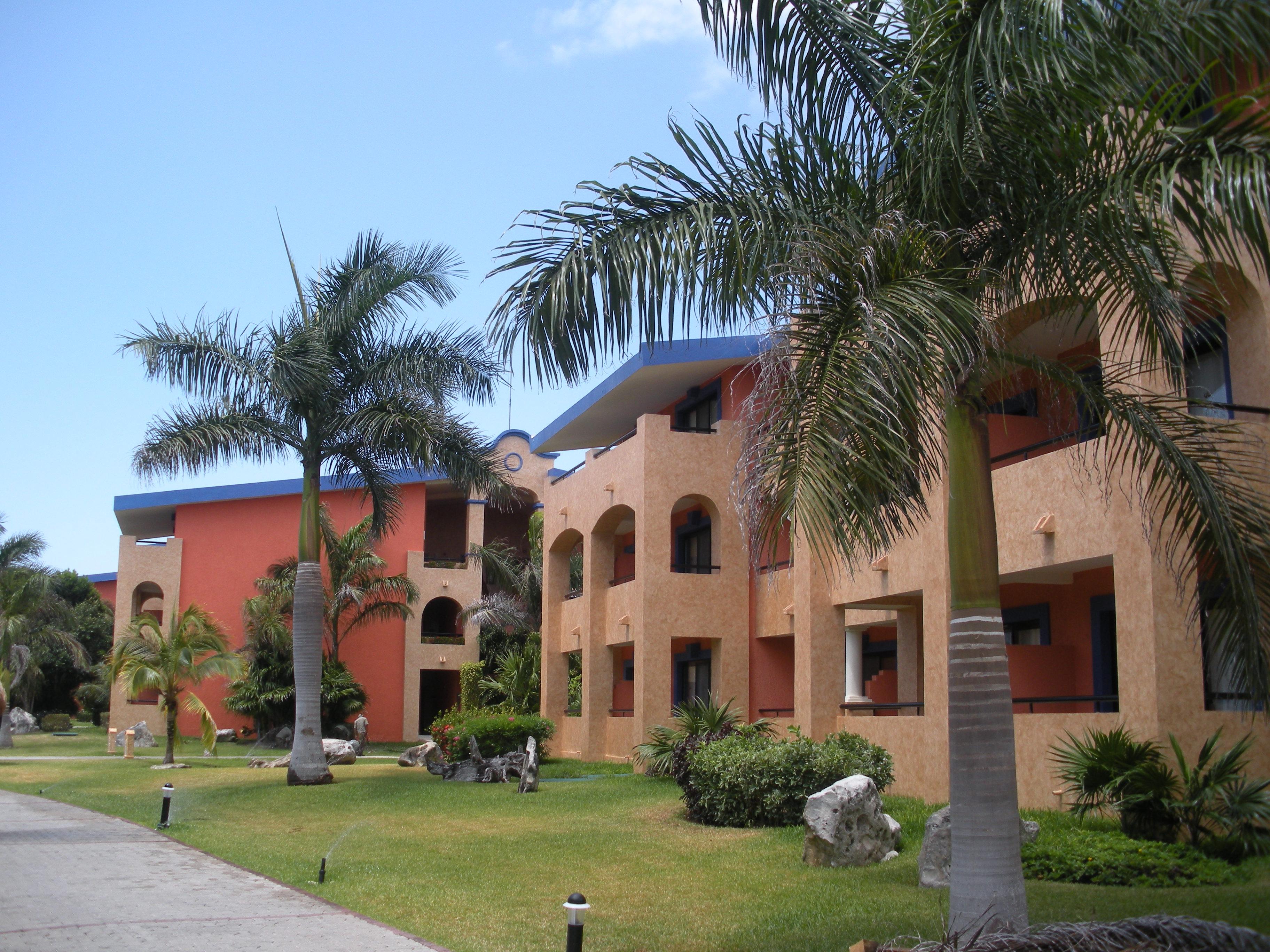 Grand Palladium Colonial And Kantenah Resort Amp Spa