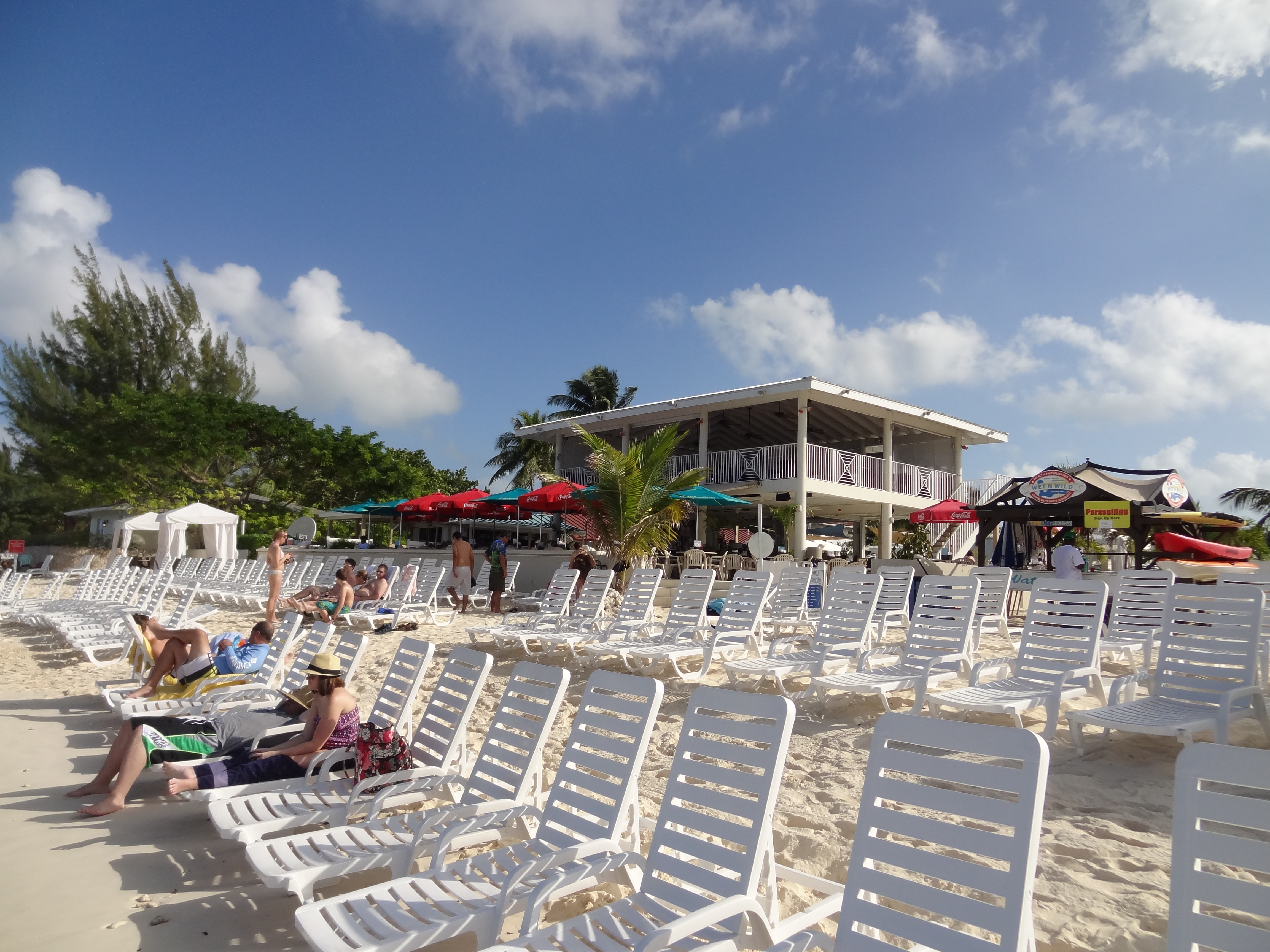 Best Beach Day Ever In Grand Cayman Ats Travels