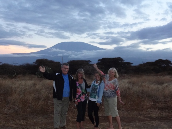 Farewell to our Safari in Kenya