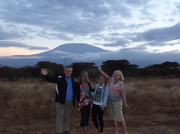 Farewell to our Safari in Kenya